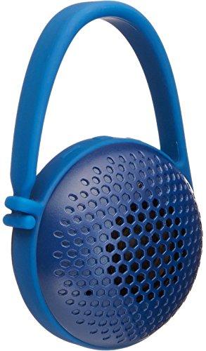 AmazonBasics Tragbarer Nano-Bluetooth-Lautsprecher, sehr klein, Blau