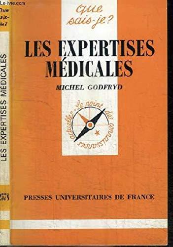 Les expertises médicales par Michel Godfryd