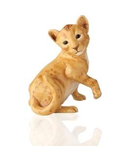 John Beswick Africa Baby Lion Cub 9.5cm High (JBA3)