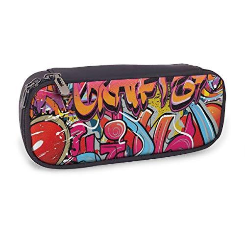 Zoom IMG-1 cute pencil casehip hop street