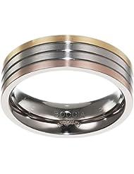 Boccia Unisex-Ring Titan - 0135-03