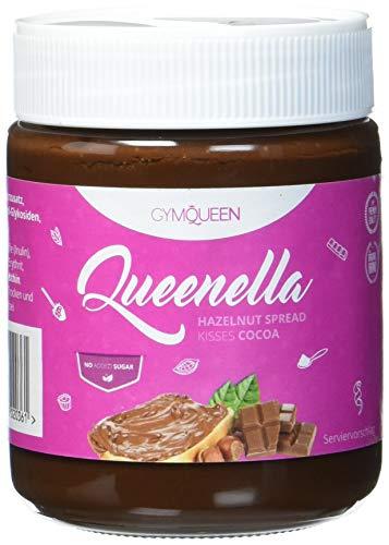 GymQueen Queenella - Haselnuss Creme Spread, 250 g