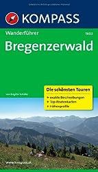 Bregenzerwald: Wanderführer mit Tourenkarten und Höhenprofilen (KOMPASS-Wanderführer)