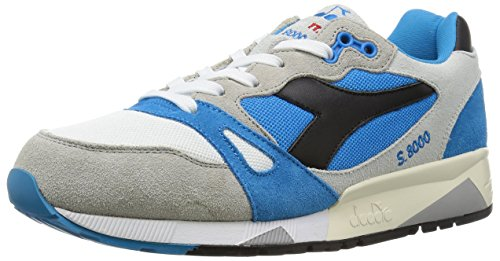 Diadora Zapatillas S8000 Nyl Ita Turquesa/Blanco / Gris Size is Not in Selection ES
