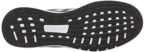 Adidas baskets duramo 7 m chaussures running chaussures de course pour homme noir/argenté Black / Silver / Grey