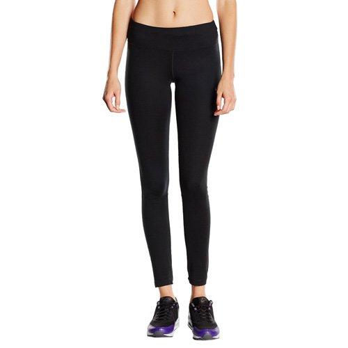 Nike Epic Run Collant Femme Black/black/reflective Silver