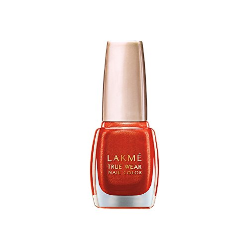 Lakme True Wear Nail Color, Shade 505, 9 ml