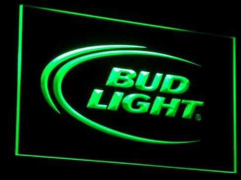 bud-light-bier-led-zeichen-werbung-neonschild-grun