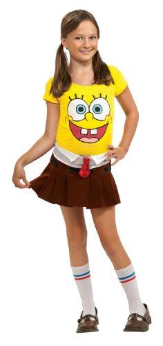 SpongeBob Squarepants Spongebabe Costume - One Color - Toddler by