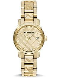 Burberry la ciudad reloj bu9145