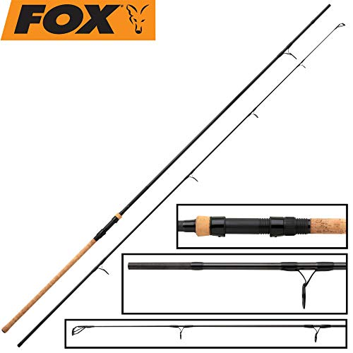 Fox Horizon X3 Cork Handle 12ft 2,75lb - Karpfenrute zum Angeln auf Karpfen, Angelrute zum Karpfenfischen, Rute zum Karpfenangeln -