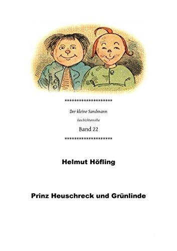 Buchseite und Rezensionen zu 'Prinz Heuschreck und Grünlinde' von Helmut Höfling
