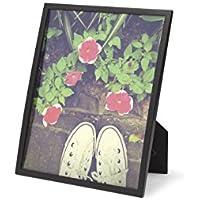 Umbra Senza - Marco para fotografías (20 x 25 cm aprox.), color