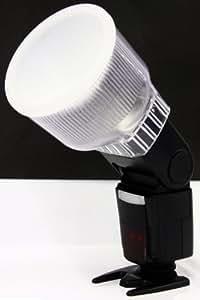 Impulsfoto Portrait Profi Softbox, Diffusor, Bouncer für Canon Speedlite 580 EX II , 580EX II Studioqualität