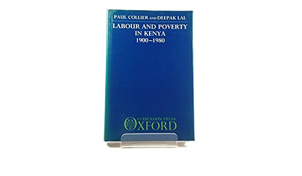 Paul collier kenya