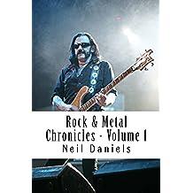 Rock & Metal Chronicles (English Edition)