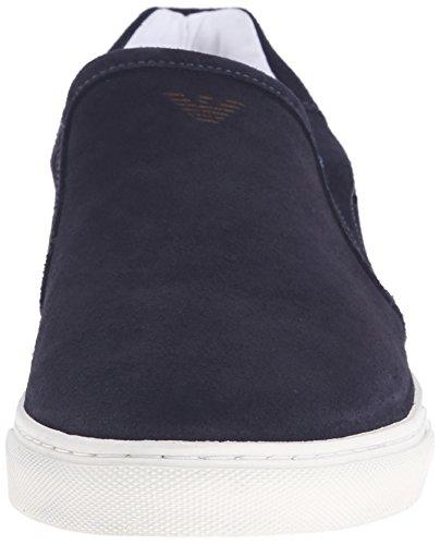 Armani Jeans Herren Sneakers C6576 96 35 Blau