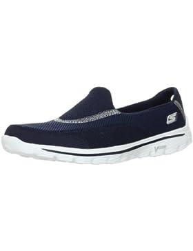 Skechers Damen Go Walk 2 Sneakers
