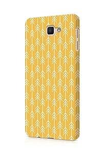 Cover Affair Aztec Printed Designer Slim Light Weight Back Cover Case for Samsung Galaxy J7 Prime