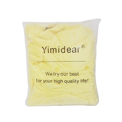 Yimidear® Unisex Adult Pyjamas Cosplay Tier Onesie Nachtwäsche Nachtwäsche Pikachu