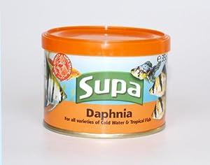 Supa Daphnia Freeze Dried Fish Food 35g from supa