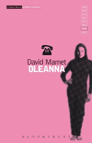 Oleanna (Modern Plays)