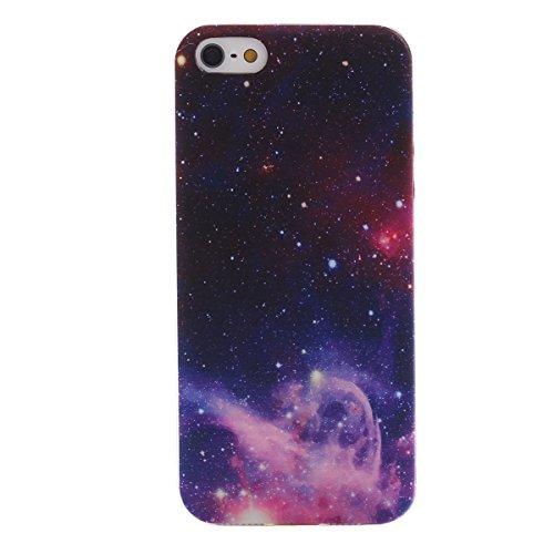 MOONCASE Etui pour iPhone 5G / 5S Gel TPU Silicone Case Cover Housse Coque Étui Mi03 Mi08 #1122