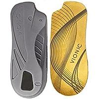 Vionic Orthotische Einlegesohlen, 3/4-Länge, mit seitlicher Aussparungen, platzsparend im Schuh preisvergleich bei billige-tabletten.eu