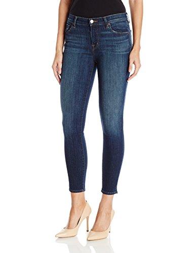 J Brand Jeans Women's 835 Mid Rise Capri Jean, Sublime, 31 -