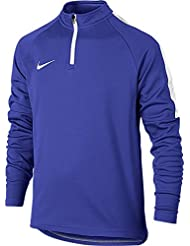 Nike et nK Dry acdmy coutil Top T-Shirt à manches longues, homme