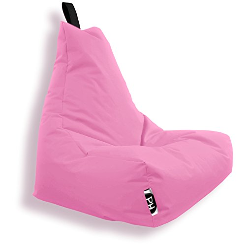 Patchhome Lounge Sessel XL Gamer Sessel Sitzsack Sessel Sitzkissen In & Outdoor geeignet fertig...