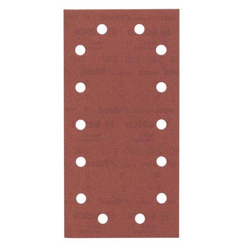 Bosch ProfessionalSchleifblatt für Schwingschleifer Holz und Farbe Expert for Wood and Paint (10 Stück, Körnung 240, C430)