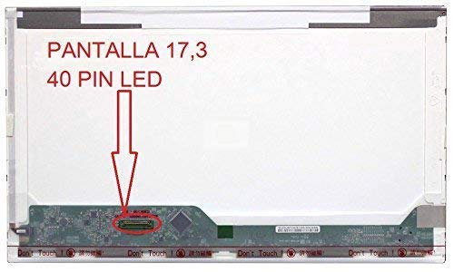 """PANTALLA COMPATIBLE PARA PORTATIL Ibm Lenovo IdeaPad G50-70 G50-70M Z50-70 Z50-75 15,6"""" HD 1366 X 768 LCD LED BRILLO CONECTOR 30 PIN PINES EDP VER FOTO"""
