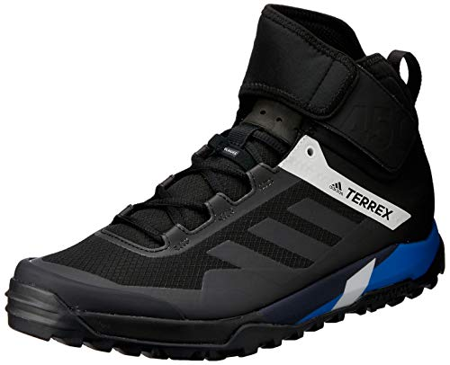 adidas Terrex Trail Cross Protect, Stivali da Escursionismo Alti Uomo, Blu (Belazu/Negbas/Maruni 000), 43 1/3 EU