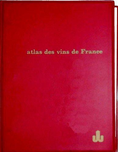 Atlas des vins de france (Classeur Toraude, 1 centaine de fiches gastronomie et vins)