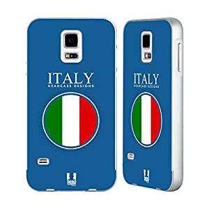 Head Case Designs Italienisch Fahne Fahne Flicken 2