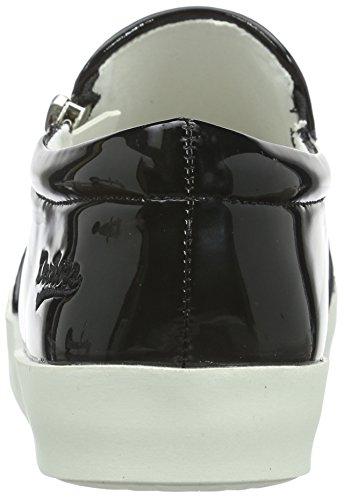 Dockers by Gerli Damen 36ai205-700100 Sneakers Schwarz (schwarz 100)