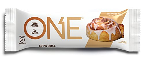 OY YEAH ONE BAR 12x 60g (Cinnamon Roll) (Protein Cinnamon Roll)