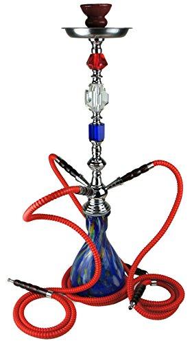 t Zubehör   3 x Schlauch  orientalische Wasserpfeife mit Kohlenzange für die Shisha Kohle   glasierter Tonkopf   Bowl   Shisha Kopf   Tabakkopf   Hookah Set   10x Mundstück ()