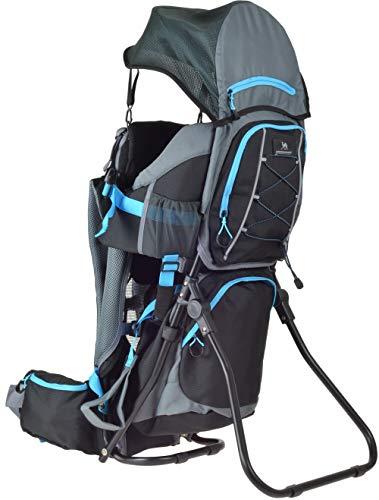 Ultrapower Kindertrage | Wandern | Reise | Tragerucksack | Kinderkraxe | Babytragerucksack | Rückentrage | Baby-Carrier | Wombat