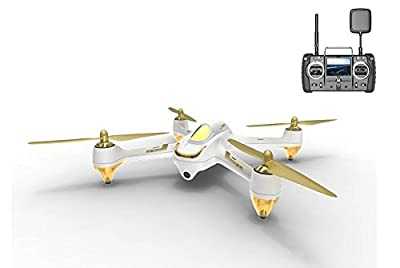 Hubsan H501S X4 Brushless Drone GPS 1080P HD Camera 5.8Ghz FPV 2.4Ghz RC Quadcopter With H906A Transmitter