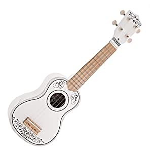 Ukulele by Gear4music Day of the Dead: Amazon.co.uk