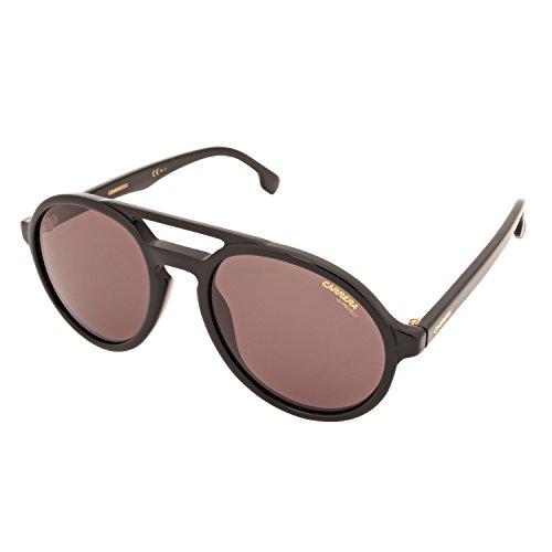 Carrera Unisex-Erwachsene PACE 70 807 Sonnenbrille, Schwarz (Black/Brown), 53