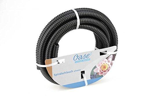 Oase Tuyau Spirale Noir 1 1/210 M