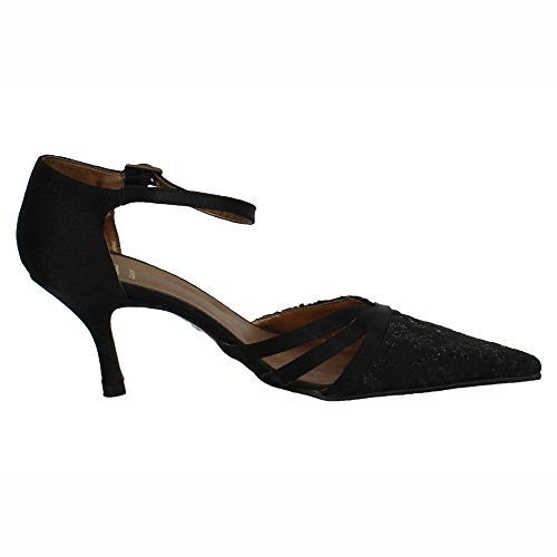 MADE IN SPAIN Donna sandali Nero