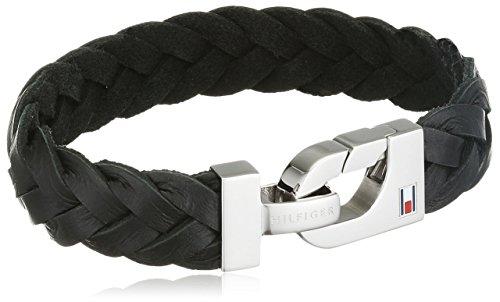 Tommy Hilfiger Herren-Armband Edelstahl 20.5 cm-2700872