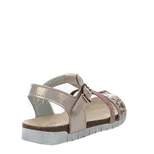 Nu-pieds fille - BOPY - Beige dore - ELINA - Millim Beige