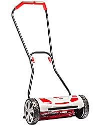 AL-KO Spindle mower Soft Touch 38 HM Comfort, cutting width 38 cm, for lawns up to 250 m², cutting height 4-fold adjustable, only 7.9 kg heavy, extremely manoeuvrable construction