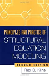 Principles and Practice of Structural Equation Modelling (Methodology in the Social Sciences)