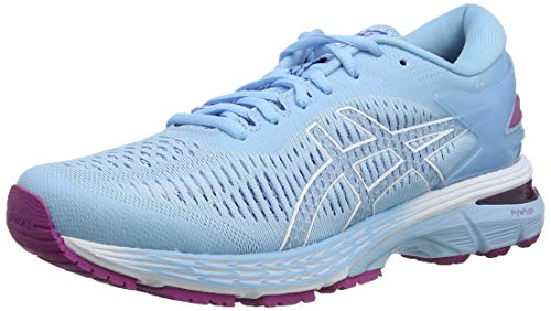 ASICS Damen Gel-Kayano 25 Laufschuhe, Blau (Skylight/Illusion Blue 401), 40.5 EU